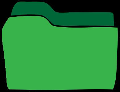 Green folder- workbook printouts