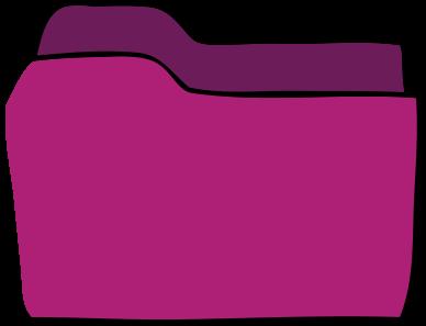 Pink folder - individual drawing activities