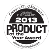 Creative Child Magazine Product of the Year