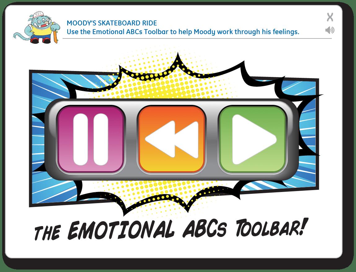 The Emotional ABCs Toolbar